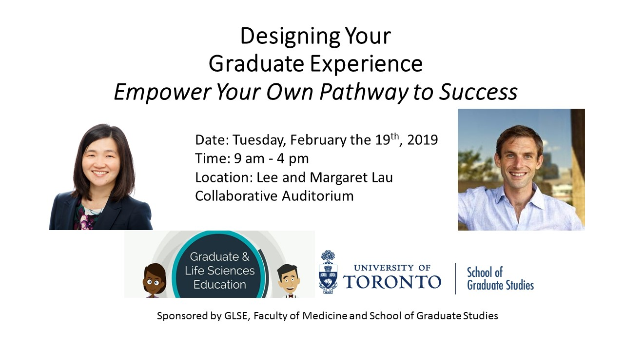 Designing your Grad Experience