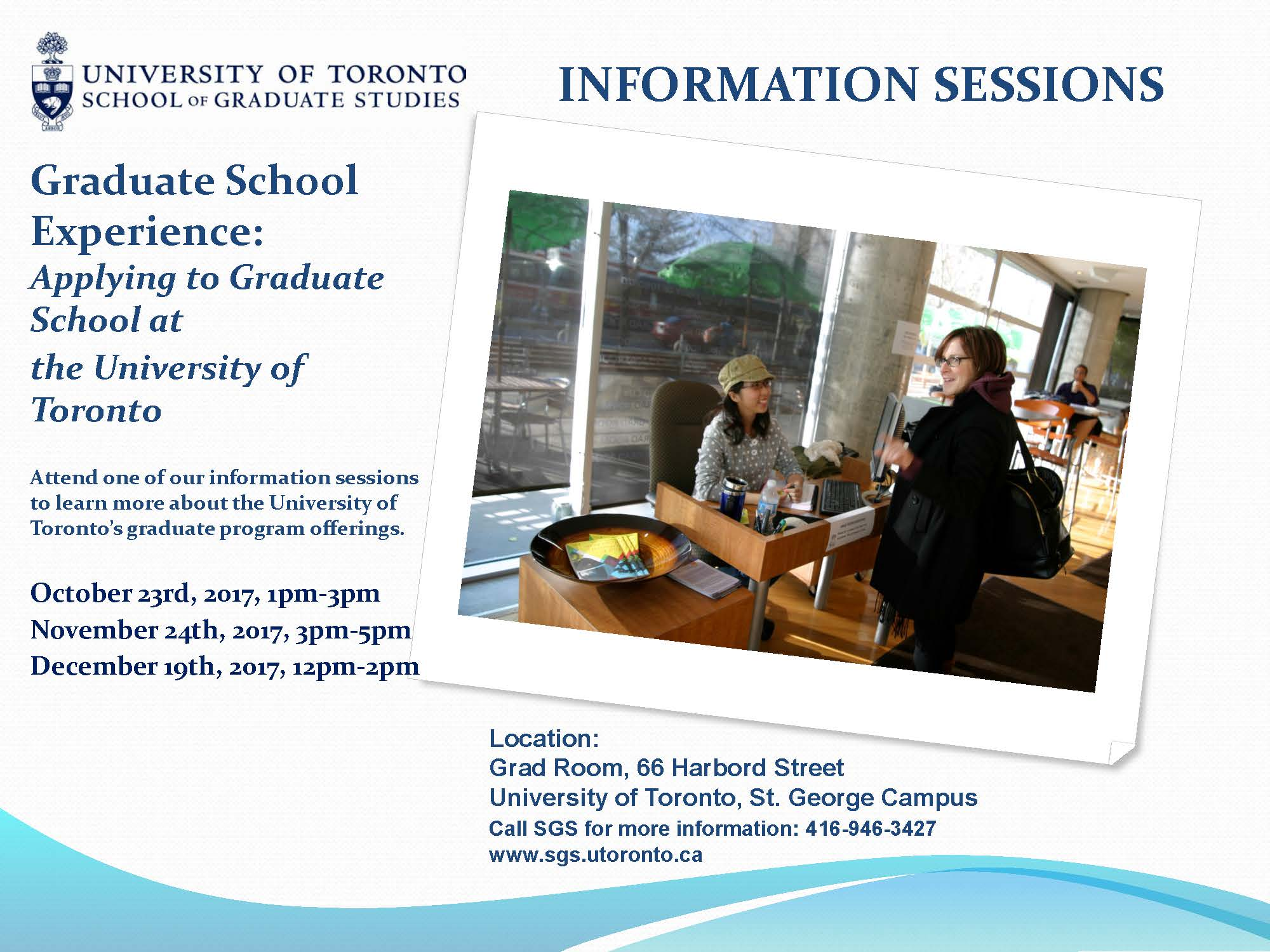 SGS Info Session